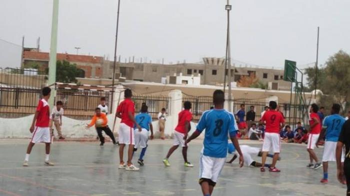 انطلاق اول بطولة جنوبية شاملة لكرة اليد بالعاصمة عدن