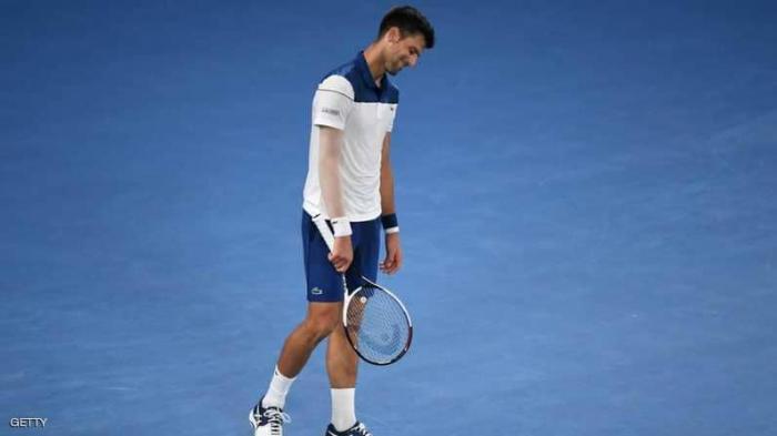 تشونغ يفاجئ جوكوفيتش ويخرجه من بطولة أستراليا