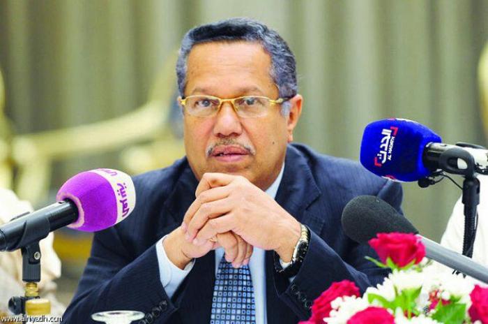 الكشف عن الشخصية الجنوبية  المرشحة لخلافة بن دغر في رئاسة حكومة توافقية