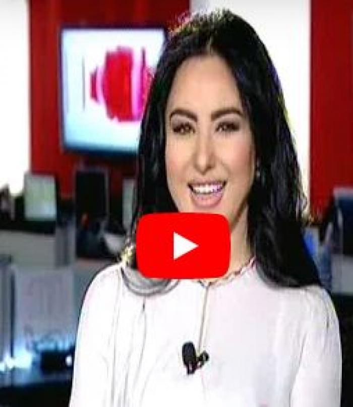 شاهدبالفيديو..إيران تتسبب في نوبةضحك لمذيعة mbc بعد قراءتها خبرا عن منتخبه الرياضي