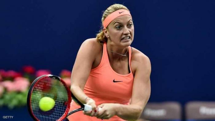 تصنيف التنس.. كفيتوفا تعود لنادي العشر الأوليات