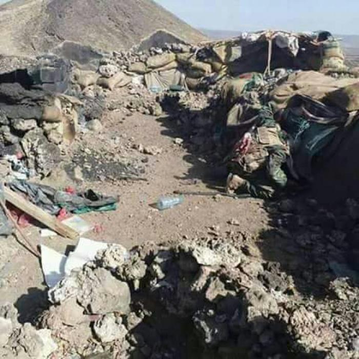 المقاومة تعلن انسحابها من مواقع عسكرية في البيضاء بسبب نقص السلاح