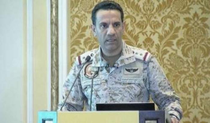 التحالف : إيران تزود الحوثيين بطائرات مسيرة ومطار صنعاء فقد الحماية