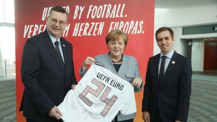 """ألمانيا تتعهد بتنظيم """"مثالي"""" لبطولة أوروبا 2024"""