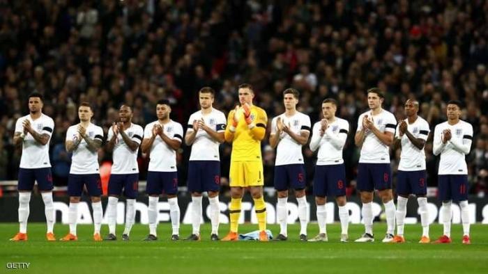 إنجلترا تعلن تشكيلة المونديال.. وغياب أسماء كبيرة