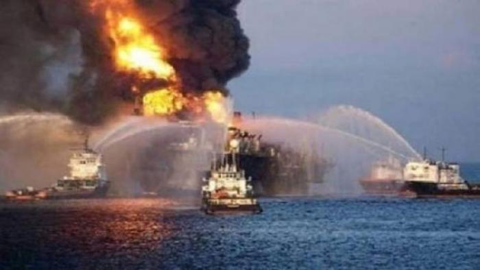 مصادر تكشف السبب الحقيقي وراء انفجار السفينة التركية وماذا كانت تحمل؟ ووساطة توقف إعلان التحالف