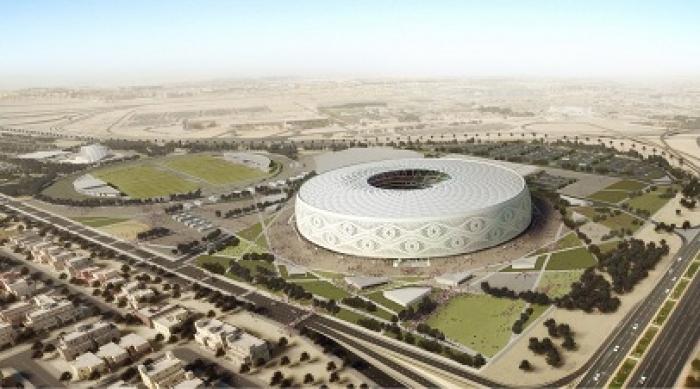 استاد الثمامة أول استاد كرة قدم يحصل على جائزة أم آي بي آي أم لمشروعات الهندسة المعمارية المستقبلية في قطر