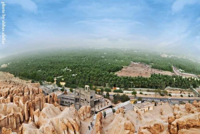 مدينة سعودية تسجل أعلى درجة حرارة في العالم