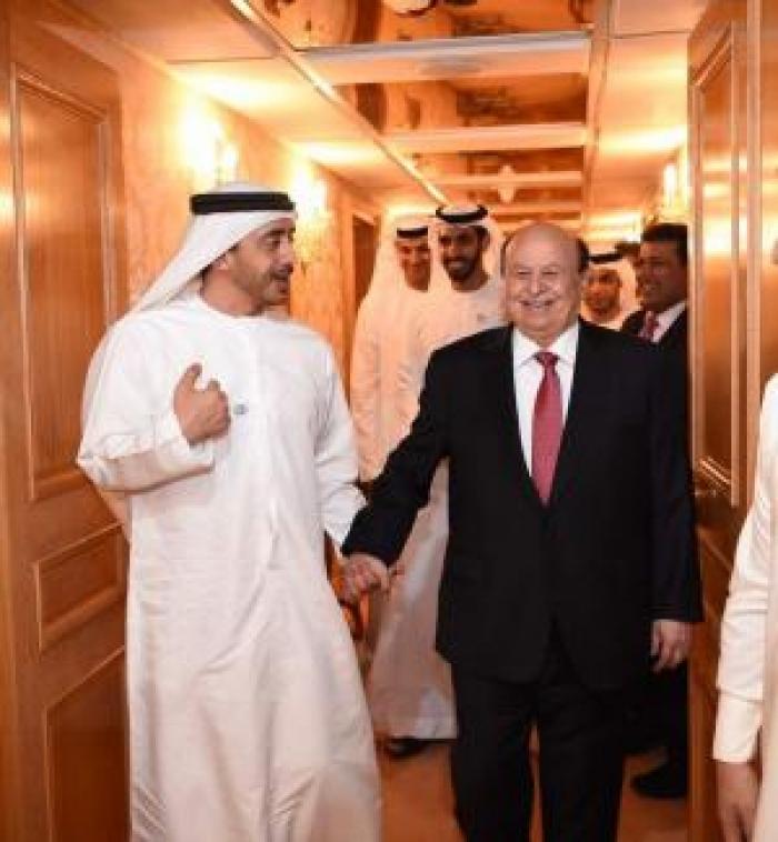 الرئيس هادي سيصلي العيد في عدن