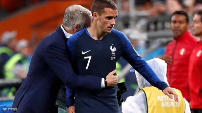 فرنسا إلى دور الـ 16 في مونديال روسيا