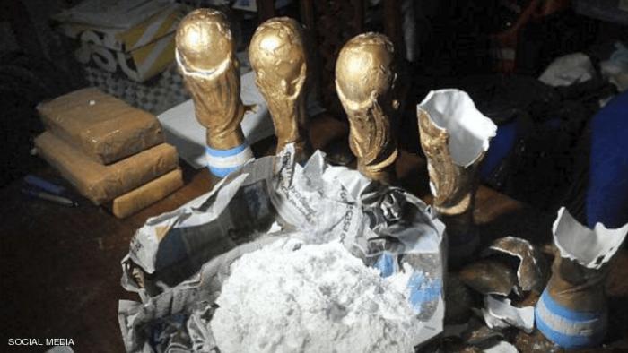 """الأرجنتين تحبط خطة """"كوكايين كأس العالم"""""""