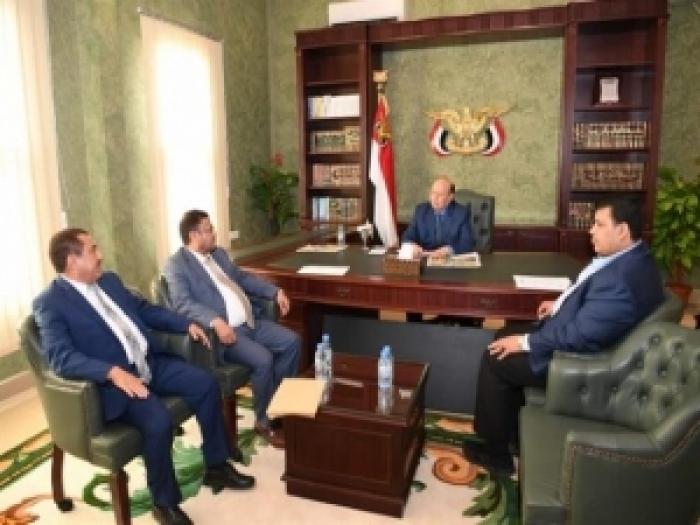 """توجيهات مفاجئة من الرئيس """"هادي"""" تثير مخاوف الحوثيين الكامنة وتكشف الخيار الأخير للشرعية (تفاصيل)"""