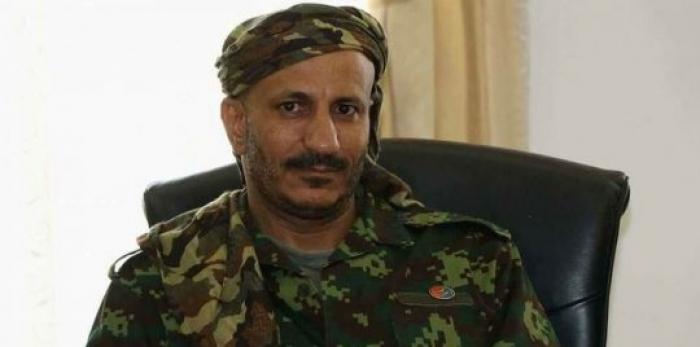 شاهد: طارق صالح يظهر في عدن اليمنية (فيديو)