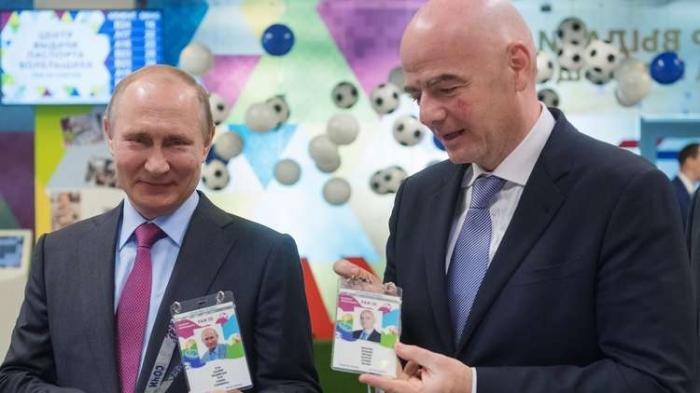 بوتين: كل من يملك هوية المشجع لديه الحق بدخول روسيا دون التأشيرة حتى نهاية العام الحالي