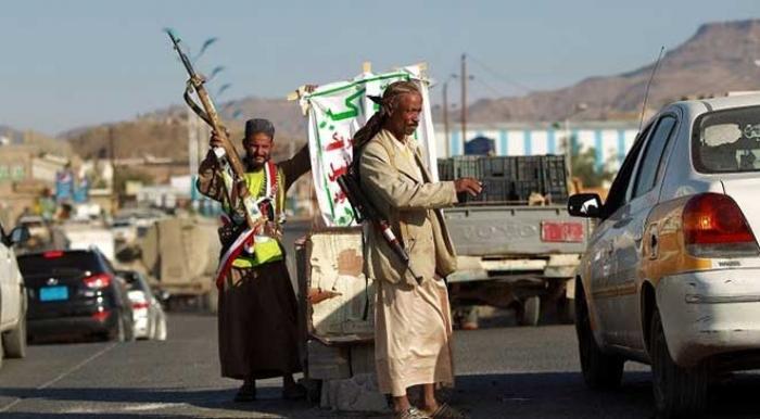 """مواطن شجاع ينجح في قتل """"قيادي""""حوثي كبير و ( 7 ) من مرافقية في مدينة إب (تفاصيل )"""
