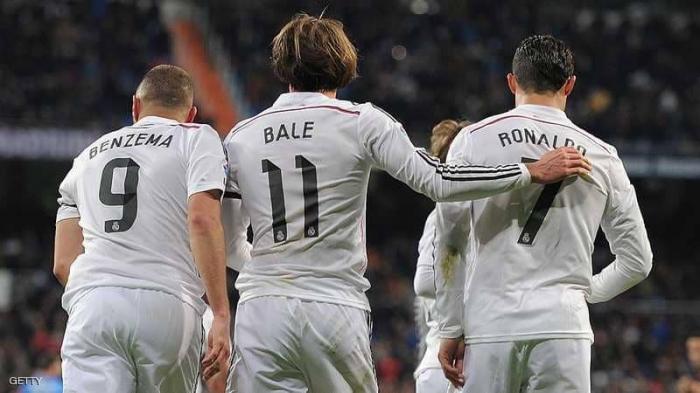 ريال مدريد.. نهاية ثلاثي الـ BBC وبداية الـ BBV
