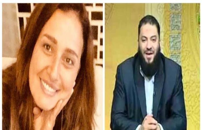 """بالفيديو- حازم شومان لـ حلا شيحة: """"هان عليكي حجابك"""""""