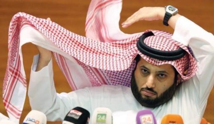 تركي آل الشيخ يعلّق على تعادل فريقه بالدوري المصري