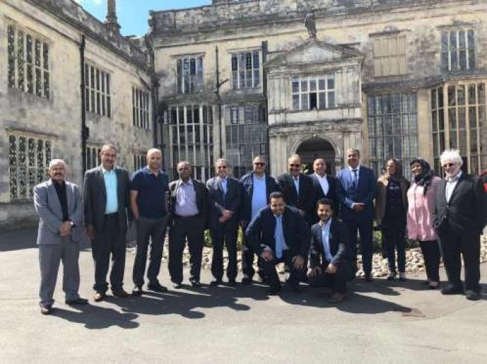اختتام مشاورات يمنية غير رسمية في لندن