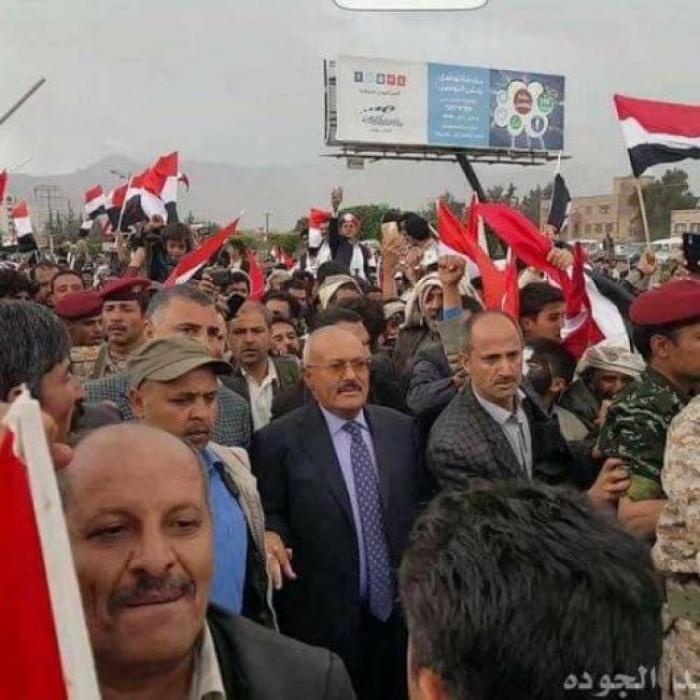 """وزير جنوبي بالحكومة يشن هجوم حاد على """"صالح"""" وانصاره المؤتمرين ويقول : نحن مرغنا أنوفهم وأنوفكم في التراب يا خونة"""