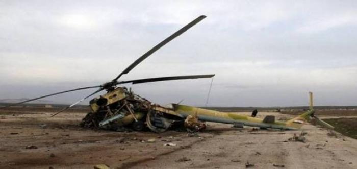 سقوط مروحية عسكرية مليكة سعودية واستشهاد قائدها ومساعده – تفاصيل