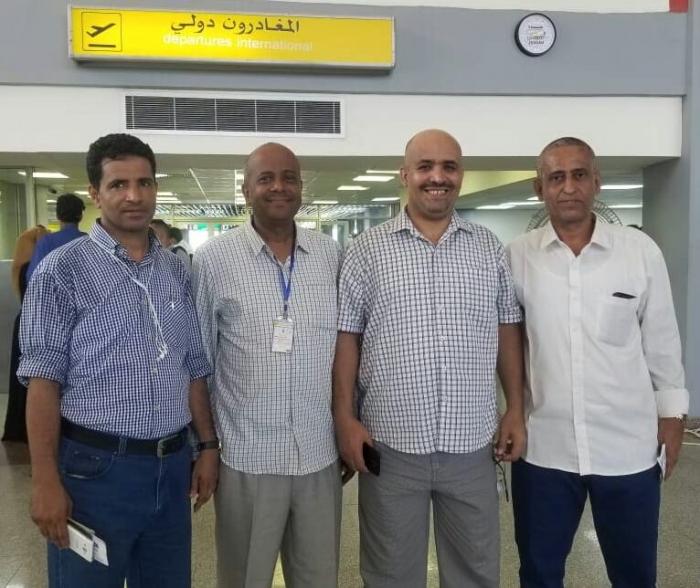 بلادنا تشارك في الدورة العربية (لاعداد القيادات الرياضية) في الاردن