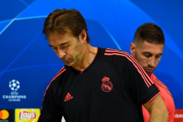 رغم النيران المندلعة.. لوبيتيجي يتلقى دعم لاعبي ريال مدريد
