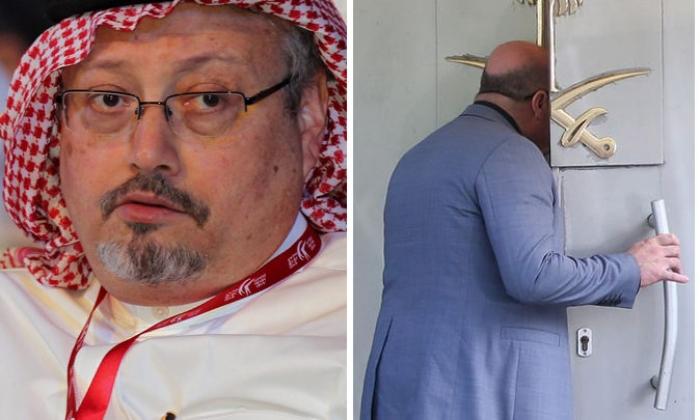 شاهد الصورة المسربة لوجه السعودي جمال خاشقجي بعد مقتله ...