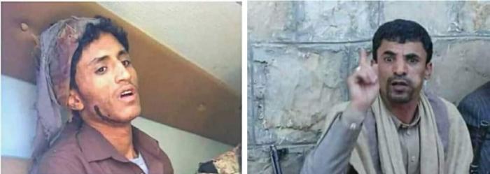 صورة .. شقيق ابوعلي الحاكم في قبضة الشرعية بالحديدة
