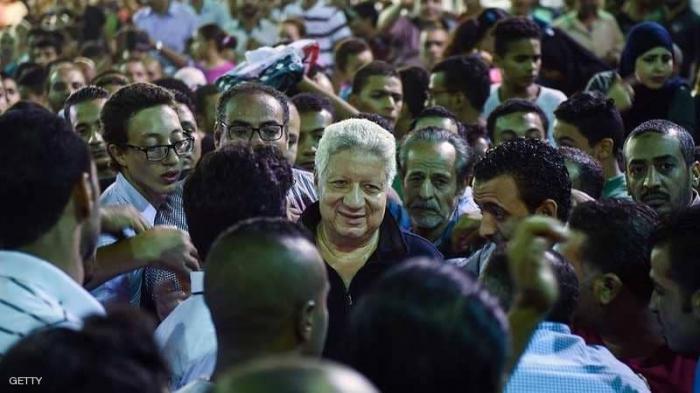 """بعد """"السخرية التونسية"""".. الأهلي يدافع عن مرتضى منصور"""