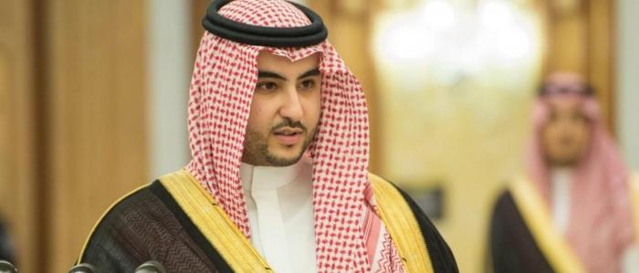 """الأمير """" بن سلمان """" يتعرض لمفاجأة صادمة عقب ساعات من عودته الى مقر سفارة المملكة بواشنطن !"""