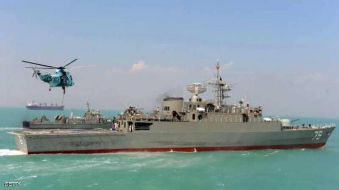 إيران تعتزم إرسال سفنها الحربية قبالة السواحل الأميركية
